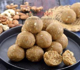 Wheat Flour Ladoo