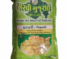 Garvi Gujarat Papadi Image