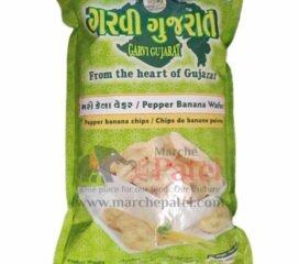 Garvi Gujarat Pepper Banana Wafer Image