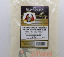 Ghanti Chaap Besan Flour