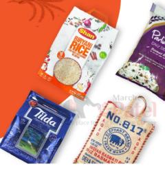 Rice | Poha | Mamra