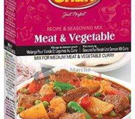 Shan Meat & Vegetable Masala