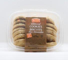 Surati Almond Biscuits