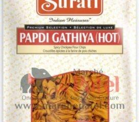 Surati Papdi Gathiya Hot Snacks