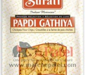Surati Papdi Gathiya Snacks
