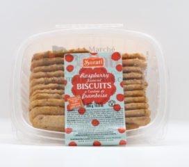 Surati Raspberry Biscuits