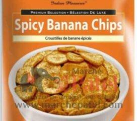 Surati Spicy Banana Chips Snacks