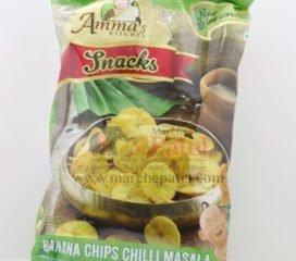 Ammas Kitchen Banana Chips chili Masala