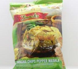 Ammas Kitchen Banana Papper Masala
