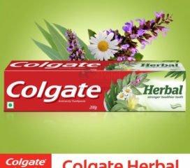 Colgate Herbal