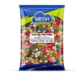 Megh Color Fryums Ring