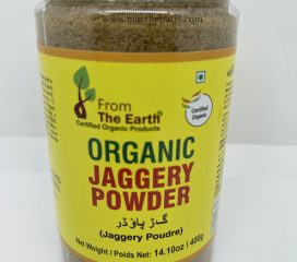 FTE Organic Jaggery Powder
