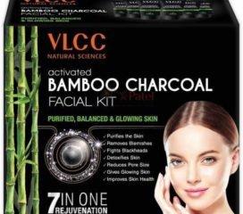 Facial Kit Bamboo Charcoal