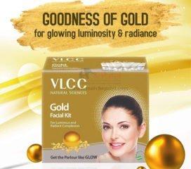 Facial Kit Gold