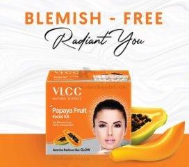 Facial Kit Papaya Fruit