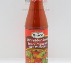 Grace Hot Papper Sauce