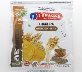 I-Snack Blended Jeera Khakhra Image