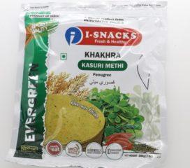 I Snack Kasuri Methi Khakhra