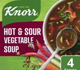 Knorr Hot Sour Vegetable Soup