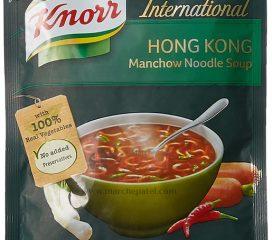 Knorr hong Kong Manchow Soup