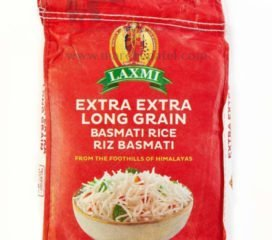 Laxmi Extra Long Grain Basmati Rice