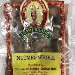 Laxmi Nutmeg Whole