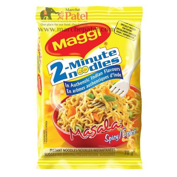 Maggi Masala Noodles Image