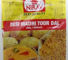 Nirav Madhi Toor Dal Oily