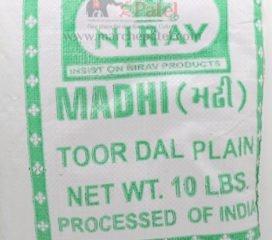 Nirav Madhi Toor Dal Dry