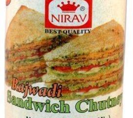 Nirav Rajwdi Sandwich Chutney Image