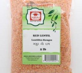 Nirav Red Lentil