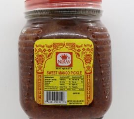 Nirav Sweet Mango Pickle