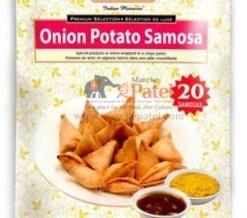 Surati Onion Potato Samosa