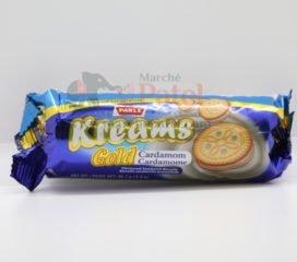 Parle Kreams Gold Cardmom Biscuits