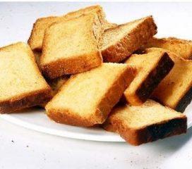 Toast Biscuit