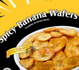 Shalini Spicy Banana Wafer