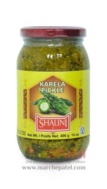Shalini Karela Pickle