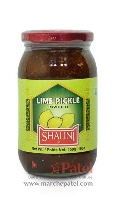 Shalini Lime Pickle (Sweet)
