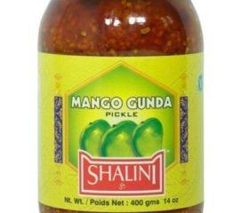 Shalini Mango Gunda Pickle