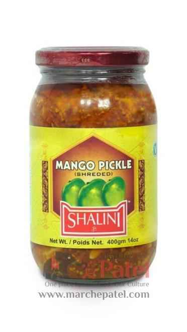Shalini Mango Pickle (Shredded)