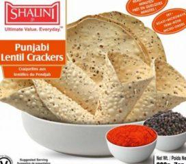 Punjabi Lentil Cracker Image