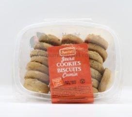 Surati Jeera Cookies Cumin Biscuits