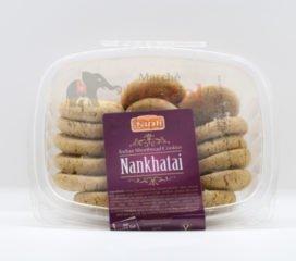 Surati Nankhatai Biscuits