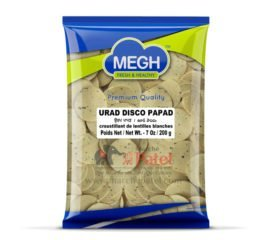 Megh Urad Disco Papad
