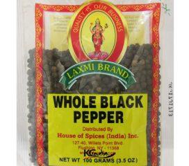 Laxmi Whole Black Pepper