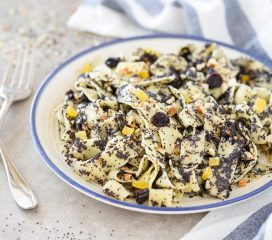 Noodles with Poppy seeds