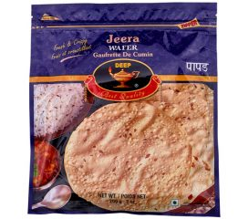 Deep Jeera Papad
