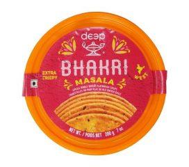 Deep Masala Bhakri