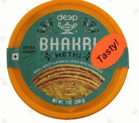 Deep Methi Bhakri