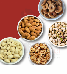 Dry fruits | Mukhwas